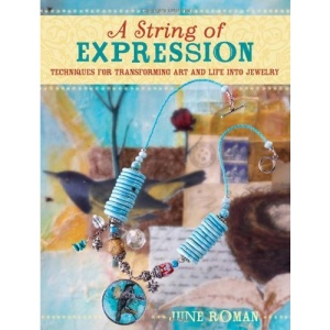 A String of Expression (Discover the jewelry-making process )
