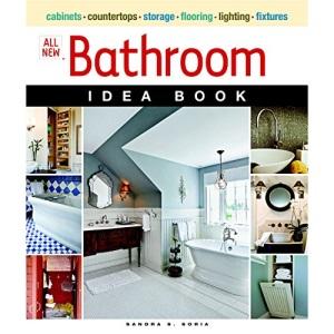 All New Bathroom Idea Book (Taunton Idea Book)
