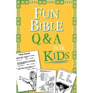 Fun Bible Q & A for Kids