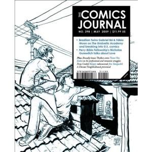 Comics Journal #298, The
