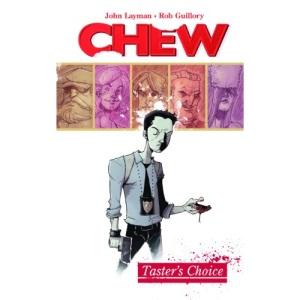 Chew Volume 1: Tasters Choice: 01