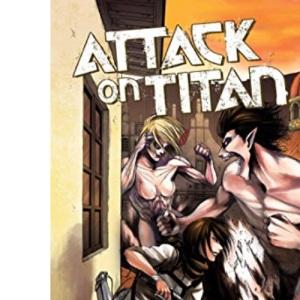 Attack on Titan 8