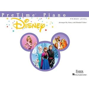 PreTime Piano: Disney: Primer Level