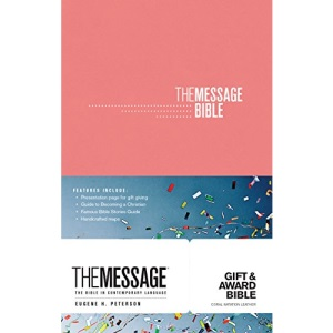 Message Gift and Aware Bible Pink, The