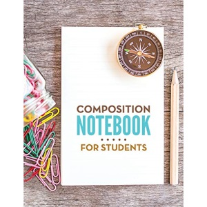 Composition Notebook For Students