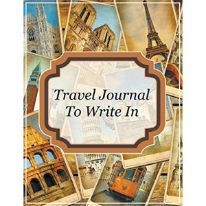 Travel Journal To Write In