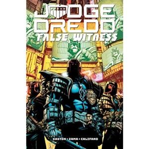 Judge Dredd: False Witness