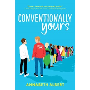 Conventionally Yours: 1 (True Colors, 1)