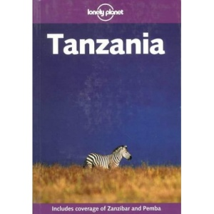 Tanzania (Lonely Planet Regional Guides)