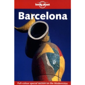 Barcelona (Lonely Planet City Guides)