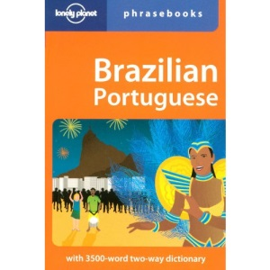 Brazilian Portuguese (Lonely Planet Phrasebook)