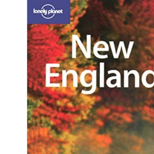 New England (Lonely Planet Country & Regional Guides)