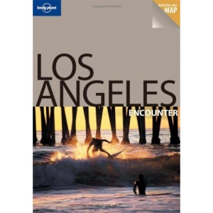 Los Angeles: The Ultimate Pocket Guide & Map (Lonely Planet Encounter)