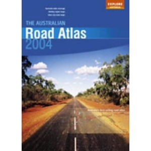 The Australian Road Atlas 2004