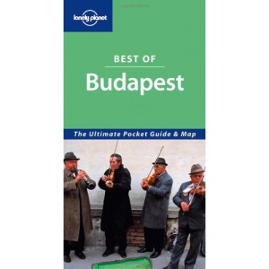 Budapest: The Ultimate Pocket Guide & Map (Lonely Planet Best of ...)