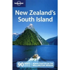 New Zealand South Island (Lonely Planet Regional Guides)