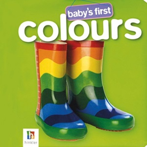 Colours (Baby's First Padded Series)