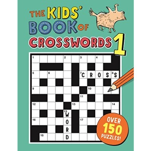 The Kids' Book of Crosswords 1 (Buster Puzzle Books, 1)