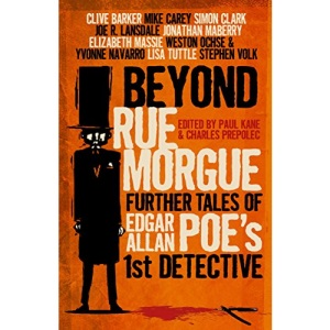 Beyond Rue Morgue (Anthology)