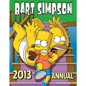 Bart Simpson - Annual 2013 (Annuals 2013)