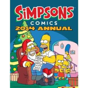 Simpsons - Annual 2014 (Annuals)