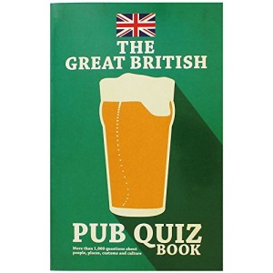 Seven Oaks The Great British Pub Quiz Book