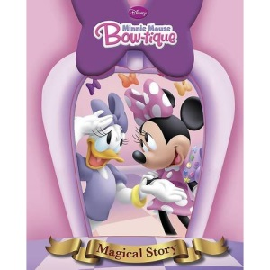 Disney Junior Minnie's Bow-tique Magical Story (Disney Magical Story)