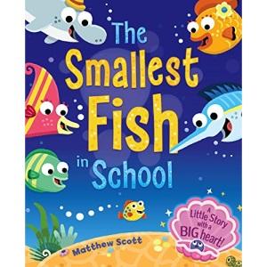 Picture Book: The Smallest Fish in School (Mini Gift Book Portrait (US))