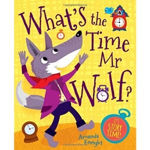 Mr Wolf (Picture Flats Portrait - Igloo Books Ltd)
