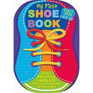 Tiny Tots 1, 2 Buckle My Shoe - Explorers (Tiny Tots Shoe Book)