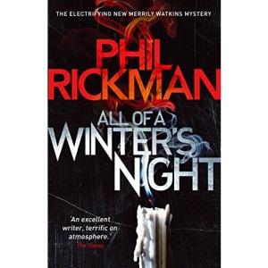 All of a Winter's Night: Rickman Phil: 14 (Merrily Watkins Series, 15)