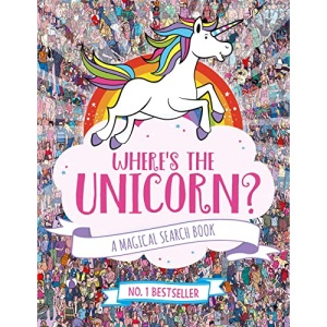 Where's the Unicorn?: A Magical Search and Find Book (Search and Find Activity, 1)
