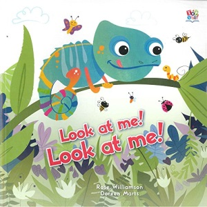 Look at Me, Look at Me (Picture Storybooks)