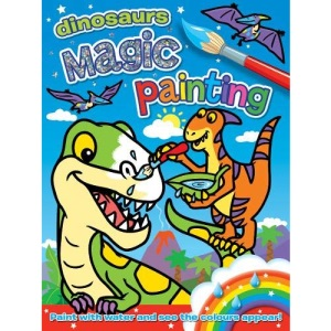 Magic Painting: Dinosaurs (Award Magic Painting)