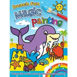 Magic Painting: Beach Fun (Award Magic Painting)