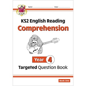 New KS2 English Targeted Question Book: Year 4 Reading Comprehension - Book 1 (with Answers) (CGP KS2 English)