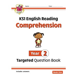KS1 English Targeted Question Book: Year 2 Comprehension - Book 1: ideal for catch-up and learning at home (CGP KS1 English)
