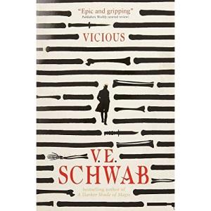 Vicious: V.E. Schwab: 1 (The Villains Series)