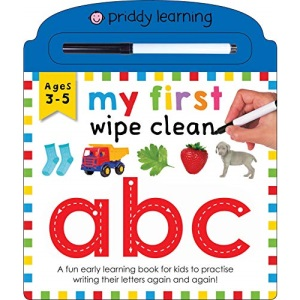 My First Wipe Clean ABC (UK Edition)