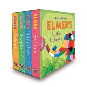 Elmer's Little Library: 1