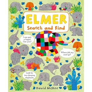 Elmer Search and Find: 1 (Elmer Picture Books)
