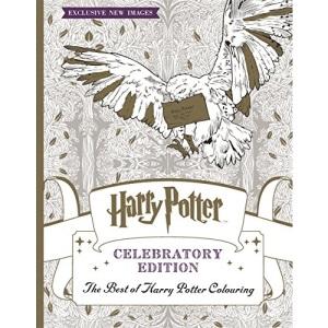 Harry Potter Colouring Book Celebratory Edition: The Best of Harry Potter colouring - an official colouring book