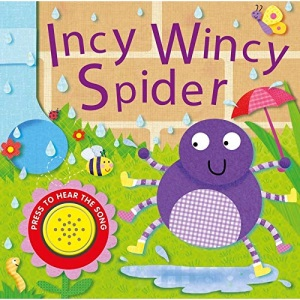 Incy Wincy Spider (Song Sounds)