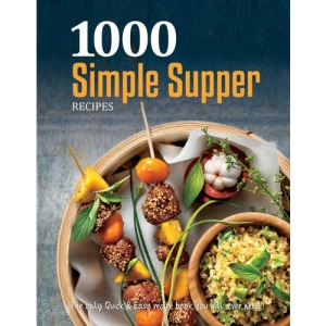 Simple Suppers (1000 Recipes F/B)
