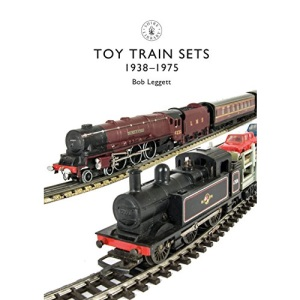 Toy Trains: 1935–1975: 854 (Shire Library)