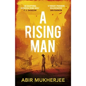 A Rising Man: Wyndham and Banerjee Book 1 (Wyndham and Banerjee series)