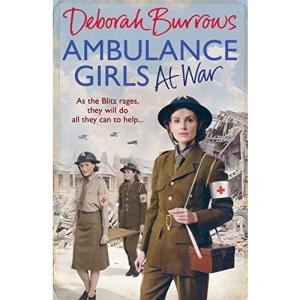 Ambulance Girls At War (Ambulance Girls 3)