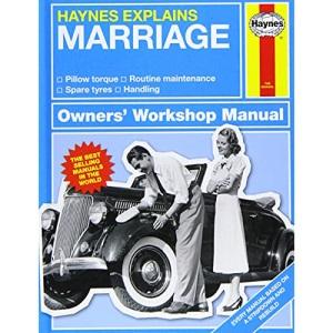 Marriage - Haynes Explains (Owners' Workshop Manual)