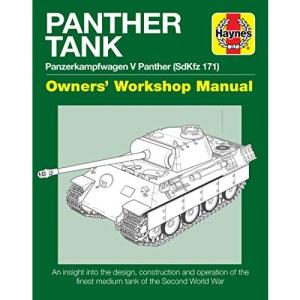 Panther Tank Manual (Haynes Manuals)