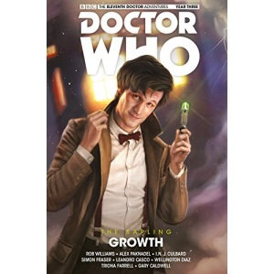 Doctor Who Growth 7 (Dr Who) (The Eleventh Doctor)